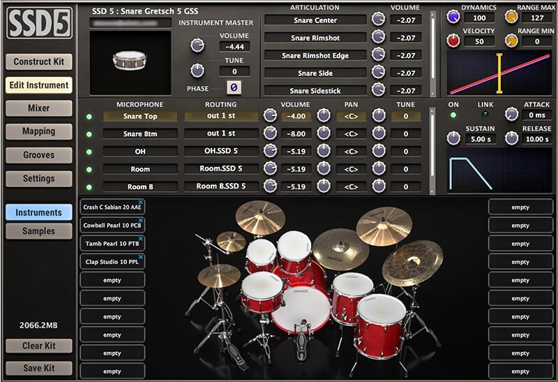 Steven Slate Drums4 Platinum